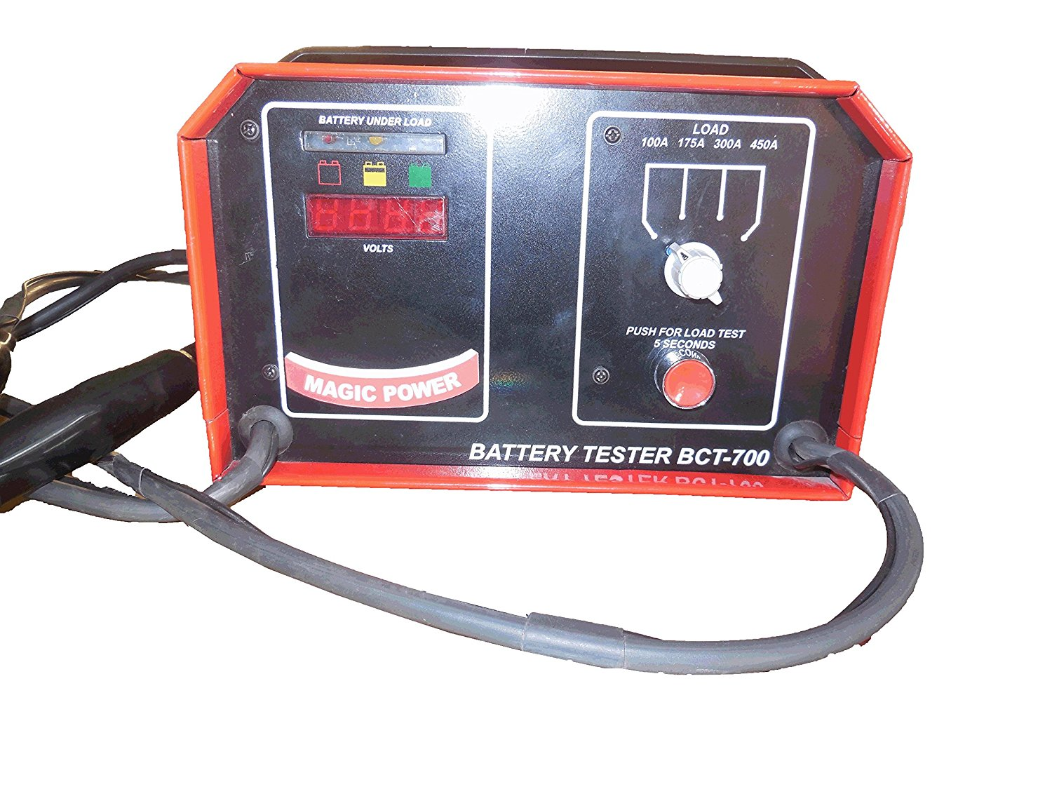 Four Wheeler Battery Load Tester Magic Power Nibco Center Test Electronics And Electrical Engineering Design